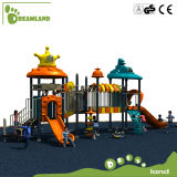 Outdoor Playground with Swing and Slide Set, Cheap Playground for Kids