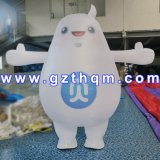 Inflatable Walking Cartoon Character for Advertising/Inflatable Cartoon Walking Costumes