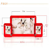 Wholesale Acrylic Plastic Multi Photo Frames for Family