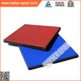 Rubber Flooring Mat Tile, EPDM Rubber Tile