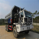 High Quality HOWO Heavy Duty Kind Mining Dumper Truck with 351-450HP and 70ton