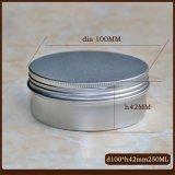 250g Aluminum Cosmetic Cans Jars