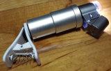 with UV Light Camera Lens 200X Super Microscope Lens