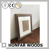 Antique Brown Solid Wood Picture Photo Frame