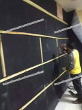 Fiberglass Acoustic Insulation Glass Wool Applied to Roof and Wall Insulation