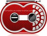 Portable Amplifier USB TF FM Card Radio