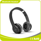 High End ABS Black Bluetooth Headphone with Microphone