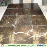 China Brown Marble Tiles/Slabs for Flooring/Wall Tiles/Countertops