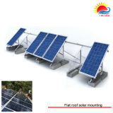 Adjustable Degree and Hight Solar Mounting Flat Roof Brackets (GD601)