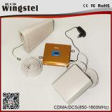 Dual Band CDMA/Dcs 850/1800MHz Cell Phone Signal Booster