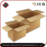 Customized Glossy Paper Packaging Corrugated Carton Box