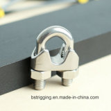 Stainless Steel DIN 741 Wire Rope Clips for Connecting