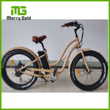 26*4.0 Cst Fat Tyre Leisure Electric Bike for Beach/Snowy/off Road