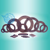 Friction Disc Semi-Metallic Friction Material