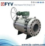 Side Entry Trunnion Mounted Ball Valves