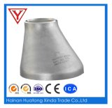 Sanitary Pipe Fittings Tube 3A Welded Eccentric Reducer