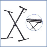 Light Weight X-Style Keyboard Stand