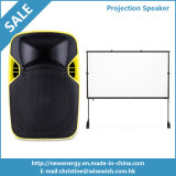 "12"" Recharge Electronic Wireless LED Projection Speaker"