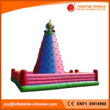 Inflatable Bouncy Castle Climbing Wall (T7-512)