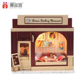 Newest Fashion Wooden Toy Doll House for Kids