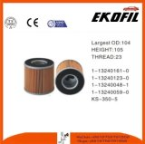 Auto Part Oil Filter for Toyota Ks-350-5