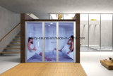 Family Using Hot Sale Acrylic Wet Steam Room 4b