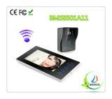 Wireless 7 Inch Video Door Phone Intercom Doorbell Home Security Camera Monitor Doorphone