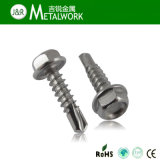 Stainless Steel Hex Flange Head Self Drilling Screw