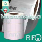 Rifo Food Grade Labels Thermal Synthetic Material in Many Styles