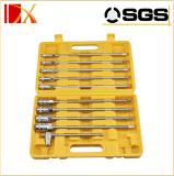 Plastic Package Chromed Type T Socket Wrench Set