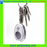 Ce RoHS Multifunction Keychain Anti-Lost Alarm Personal Safety Alarm