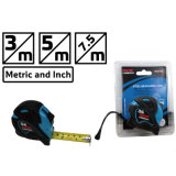 3m Steel Measuring Tape with Automatic Button (FHSMT003)