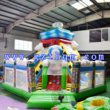 The Spacecraft Inflatable Bouncer/Children′s Toys City Inflatable Bouncer