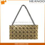 Fashion Prism Bastic Triangle Shapes Clutch Daytime Shoulder Evening Bag
