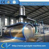 Waste Engine Oil to Diesel Vacuum Distillation Plant