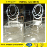 Durable Clear Plastic Resin Phoenix Chairs Wedding Use