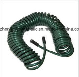 Cl1280-7.5m Recoiled PU Tube Confirmed RoHS, ISO9000