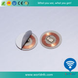 Low Frequency PVC RFID T5577 Smart IC Coin Card