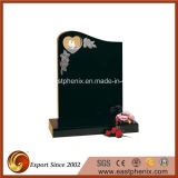 Top Quality Black Granite Tombstone/Headstone