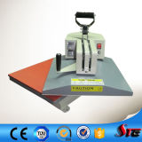 Shaking Head T Shirt Manual Hot Stamping Machine with Cecertificate