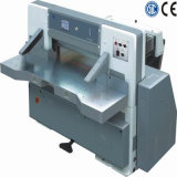 Touch Screen Single Hydraulic Double Guide Paper Cutting Machine (QZYK92C-8)