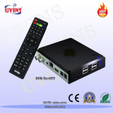 DVB-T2 Andriod TV Quad-Core Android4.4 Ott STB Receiver