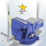 Manual Ultra-Thin Walking Stainless Steel Bench Vise
