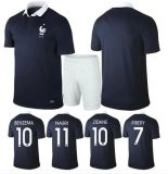 2014 World Cup French Team Soccer Jersey