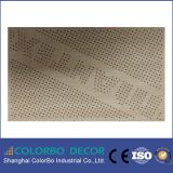 Eco-Friendly Perforated Wooden Decorative MDF Acoustic Panel
