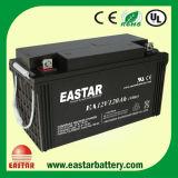 Rechargeable Battery 12V120ah Valve Regulated Lead Acid Battery for Solar Power