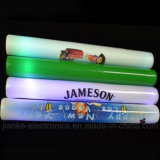 Hight Quality Colorful LED Foam Stick with Logo Print (4016)