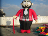 Giant Inflatable Sarah Cartoon, Advertising Inflatable Holland Model K9037
