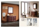 High Quality Bathroom Cabinet with Western Countries Style