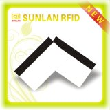 Fast Delivery Glossy RFID Card with Lco/Hco Magnetic Strip